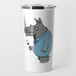 Rhino! Travel Mug