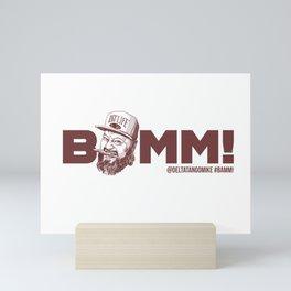 BAMM!!! Mini Art Print