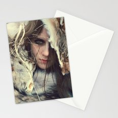 Coyote Girl Stationery Cards