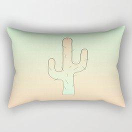 Cactus Male Rectangular Pillow