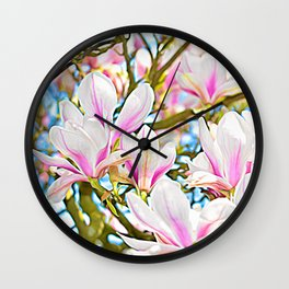 Magnificence Wall Clock