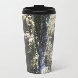 Rainbow Waterfall Travel Mug