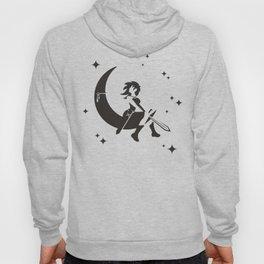 The Girl Who Kills The Moon Hoody
