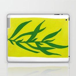 Leaf Shadow Laptop & iPad Skin