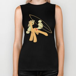 Tail Whipping Applejack Biker Tank
