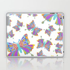 colors in the sky Laptop & iPad Skin