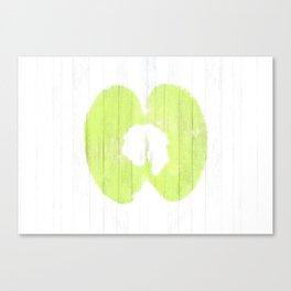 Apple Wood Canvas Print