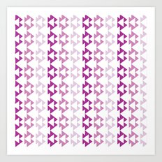 pattern series 047 Art Print