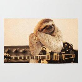 Rockstar Sloth Rug