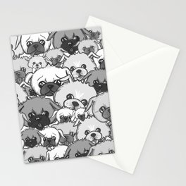 puppies Stationery Cards