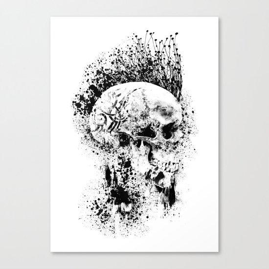 Broken Bones Canvas Print