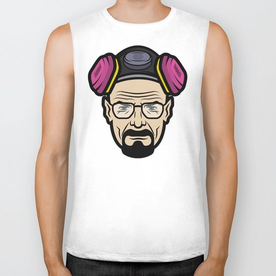 Walter White (Breaking Bad) Biker Tank