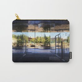 New Area in Morning Light Carry-All Pouch
