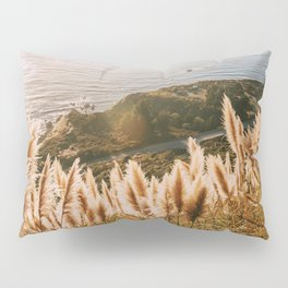 Big Sur at Sunset Pillow Sham