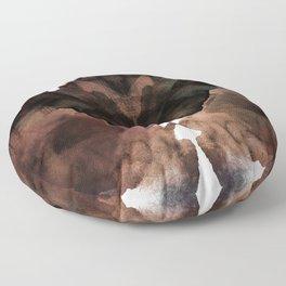 Test de Rorschach III Floor Pillow