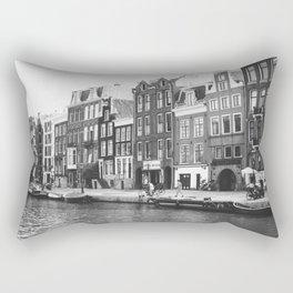 Love, Amsterdam Rectangular Pillow