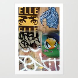 #UNDER1ROOF Art Print