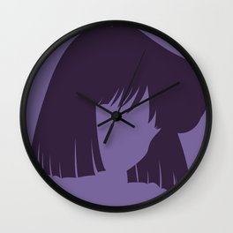 Sailor Saturn Wall Clock