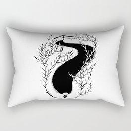 FROM THE DISTANCE Rectangular Pillow