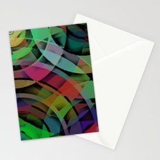 Shapes#3 Stationery Cards