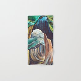 Emily Carr Forest British Columbia Painting Hand & Bath Towel