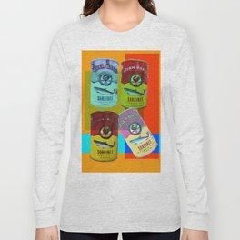 CANNED SARDINE Long Sleeve T-shirt