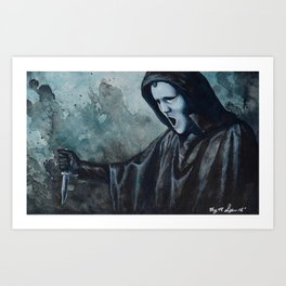 """Scream The Tv Series - """"Hello Emma"""" Ghost Face 