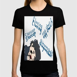 Sherlock BBC Clueing for Looks (Drunk Sherlock) T-shirt
