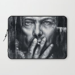 Black Star - Bowie Laptop Sleeve