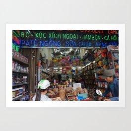 Ho Chi Minh City #1 Art Print