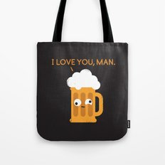 Brewmance Tote Bag