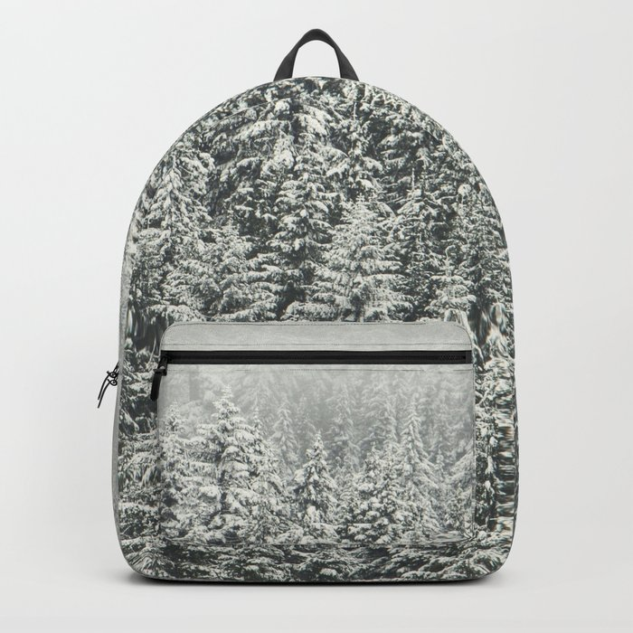 Snow Forest Backpack
