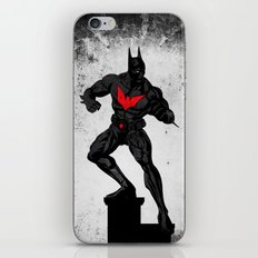 Beyond the dark night iPhone Skin