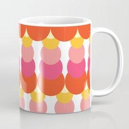 Retro Pattern VI Coffee Mug