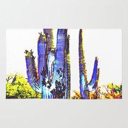 Desert Cacti Rug