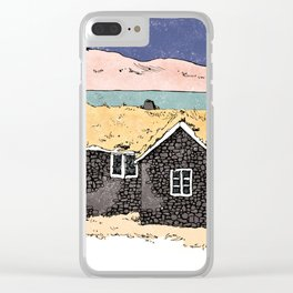 Little house Clear iPhone Case