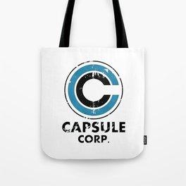 Capsule Corp Vintage bright Tote Bag