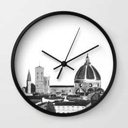 Firenze Wall Clock