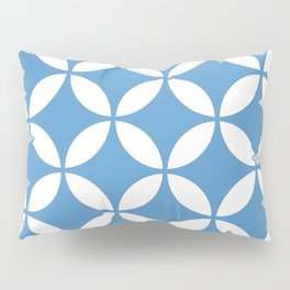 Palm Springs Screen: Turquoise Pillow Sham