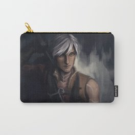 A free elf Carry-All Pouch