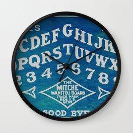 Ouija Board 2 Wall Clock