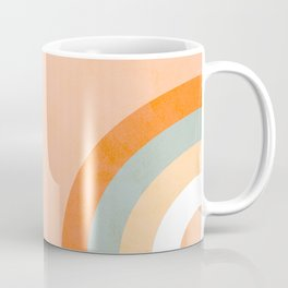 Kindness, Rainbows & Quote #bekind  Coffee Mug