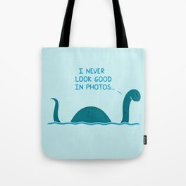 Monster Issues - Nessie  Tote Bag