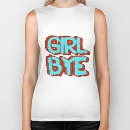 Girl Bye Biker Tank