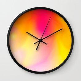 Astro Hue II Wall Clock