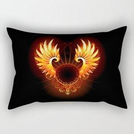 Wings Phoenix Rectangular Pillow