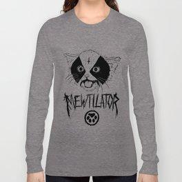 Mewtilator Long Sleeve T-shirt