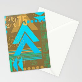 Solaris S375 Snaut Stationery Cards