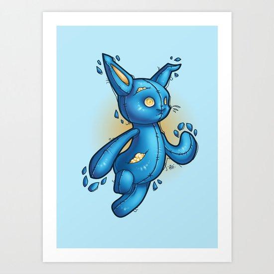 toyrabbit Art Print