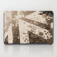 flag iPad Cases featuring Flag by Kees